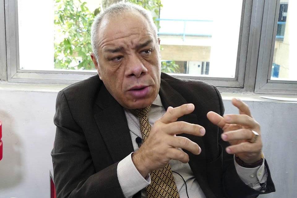 Director de Seguridad Civil de El hatillo, Javier Gorriño