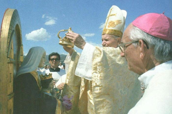 Juan Pablo II y Venezuela, por Fernando Luis Egaña