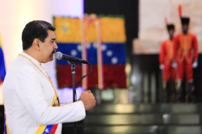 """Maduro ratifica """"colaboración"""" de Venezuela para desarrollar vacuna rusa"""