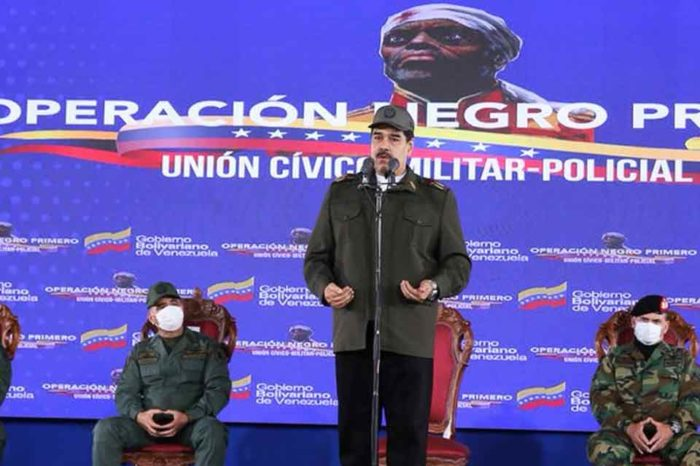 Maduro: Duque supervisa grupos de mercenarios para nuevas incursiones a Venezuela