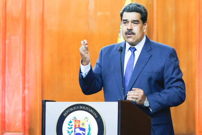 Maduro expulsó a la embajadora de la Unión Europea