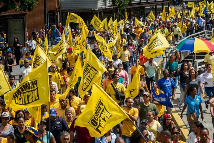 ¡Primero Venezuela, Primero Justicia!, por Juan Pablo Guanipa V.