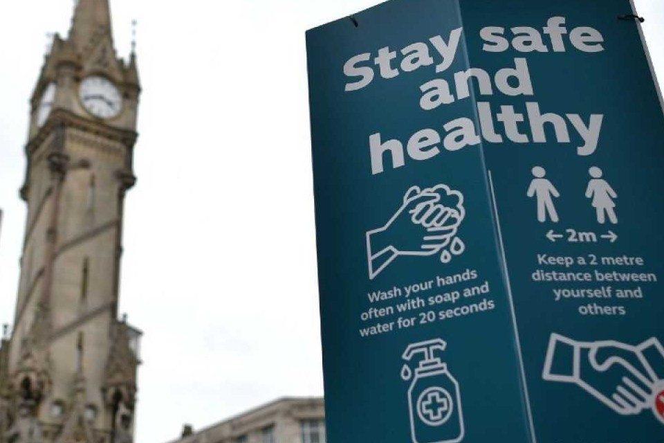 Reino Unido impone cuarentena en Leicester tras un brote de coronavirus