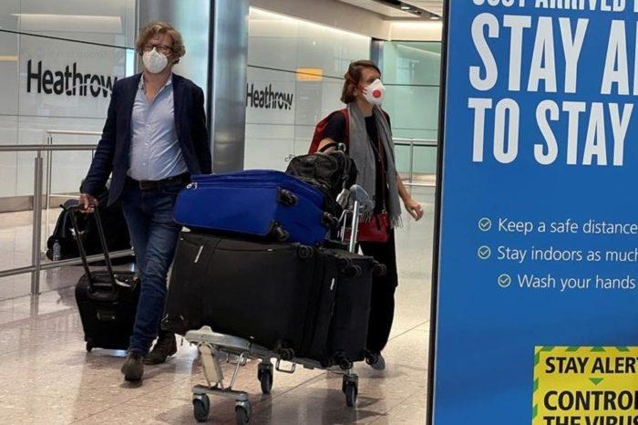 Tras crisis por el coronavirus Unión Europea abre fronteras a 14 países