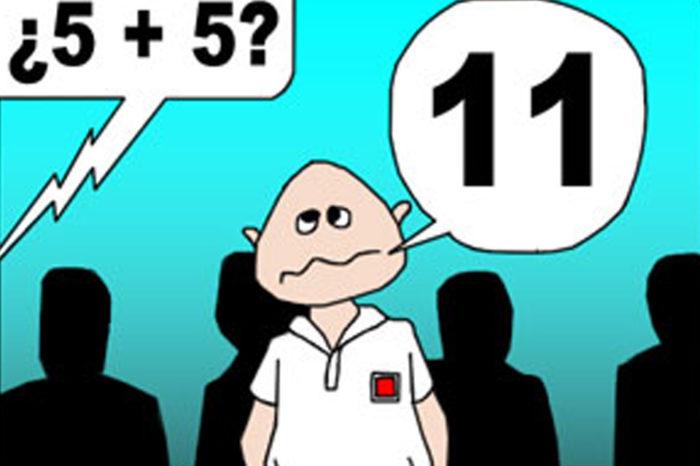 Víctimas de la Matemática Moderna