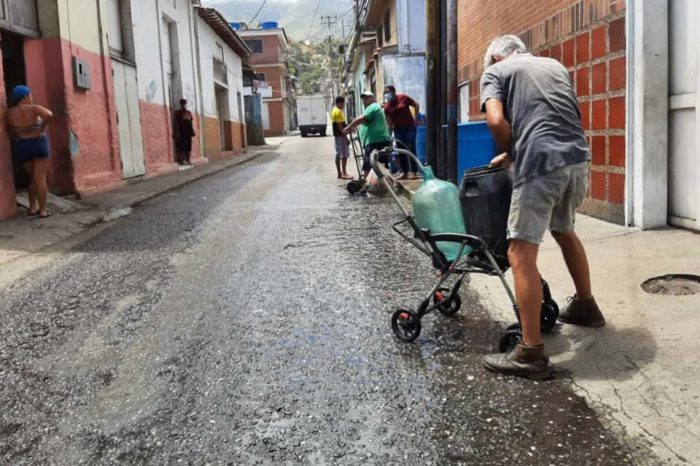 #ESPECIAL | El racionamiento y la falta de agua ahora es de todos