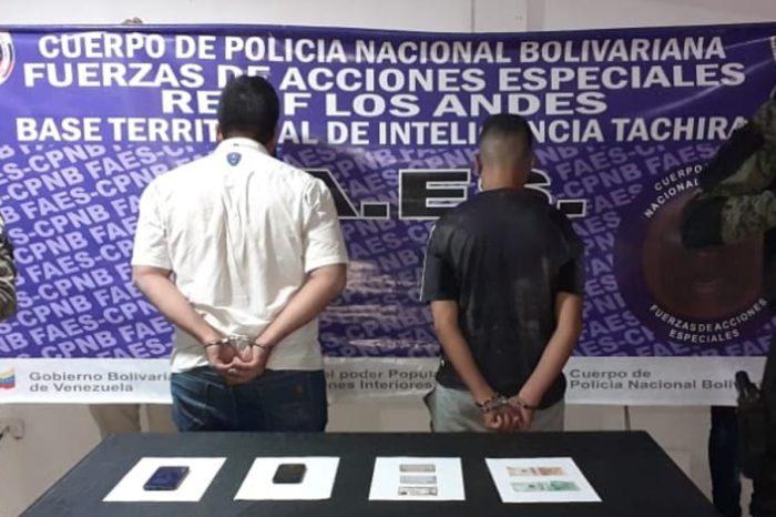 Detienen en Táchira a dos personas por presunto bachaqueo de gasolina