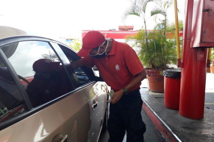 Aumento de la gasolina dejó a bomberos sin su principal ingreso: las propinas