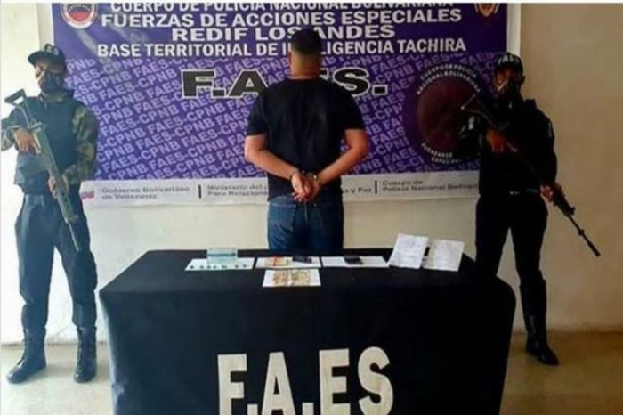 Detienen a médico en CDI de Táriba por supuesta venta de salvoconductos