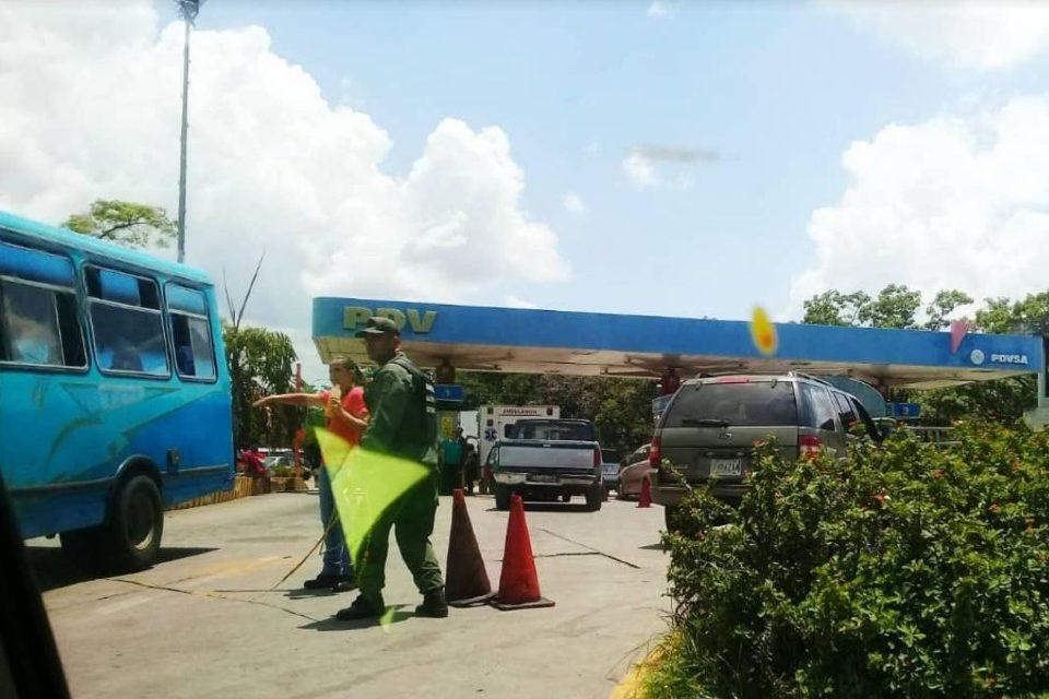 gasolina guardia nacional portuguesa referencial