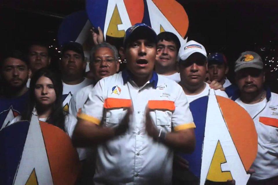 gustavo rangel Laidy Gomez Táchira