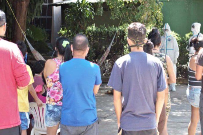 migrantes en Apure