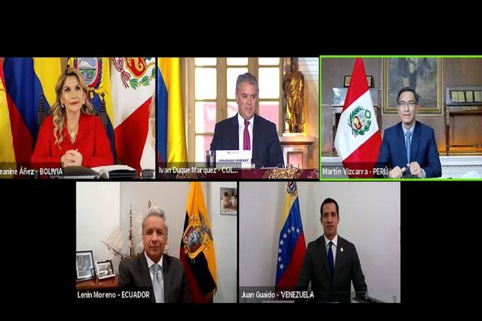 Juan Guaidó CAN AN