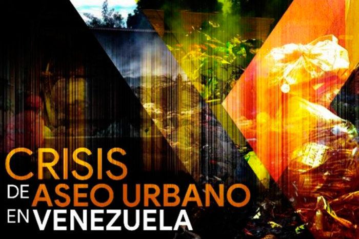 #Especial | La basura y el mal olor se apoderan de las calles de Venezuela