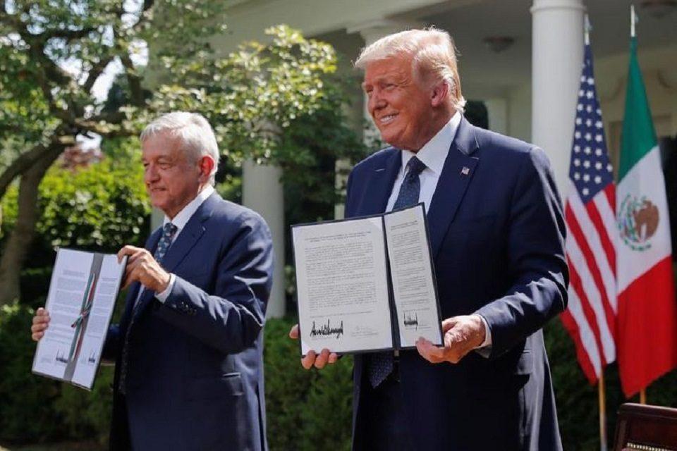 México y EEUU