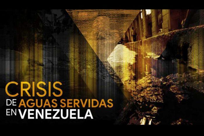 Crisis de aguas servidas en Venezuela: el drama de vivir entre la pestilencia