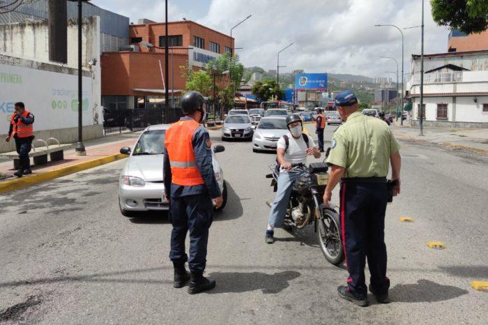 Alcabala Chacao Caracas