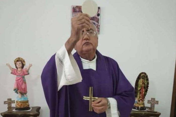 Sacerdote Antonio Benito Villasmil