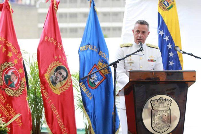 En la Armada ascenderán 23 almirantes: 11 menos que en 2019