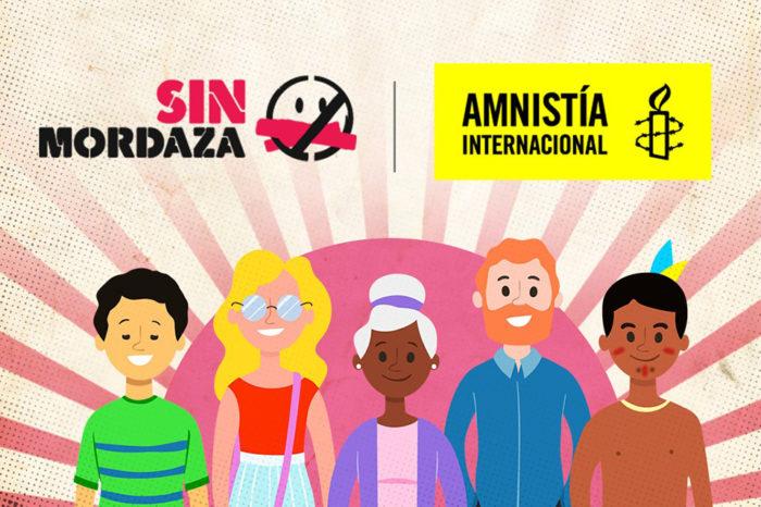 Sin Mordaza y Amnistía Internacional organizan concurso gráfico contra el racismo