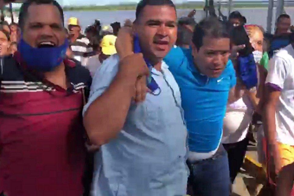 Delta Amacuro Chugaby Jesus Hidalgo