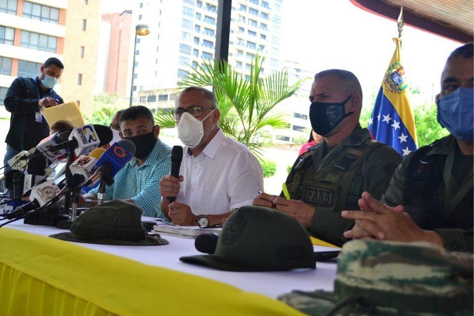 Lisandro Cabello, secretario de gobierno del estado Zulia