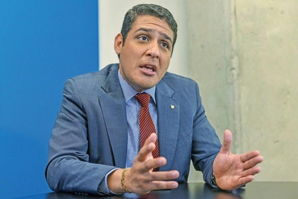 José Manuel Olivares covid-19