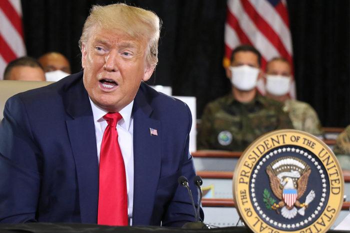 Donald Trump: Algo va a pasar con Venezuela y estaremos involucrados
