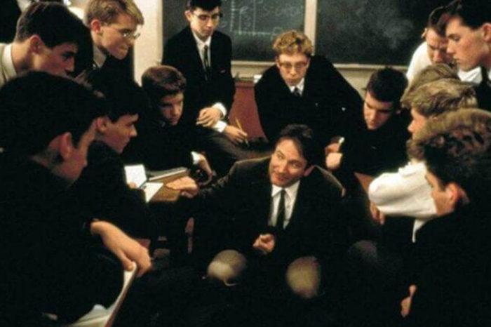 El buen profesor