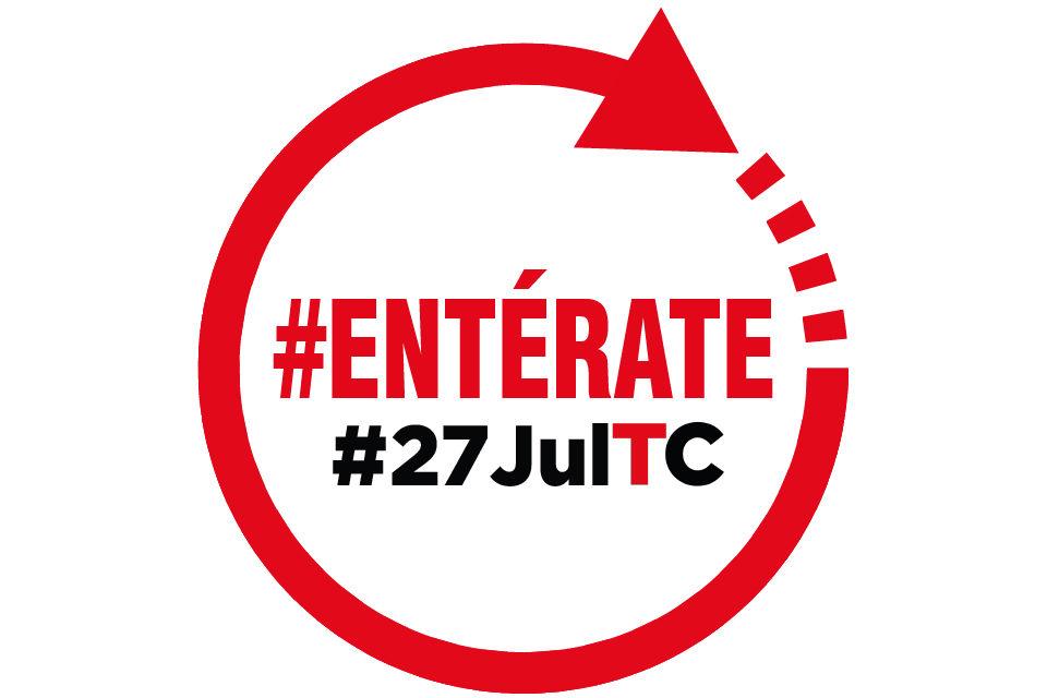 Entérate de otras noticias importantes de este #27Jul