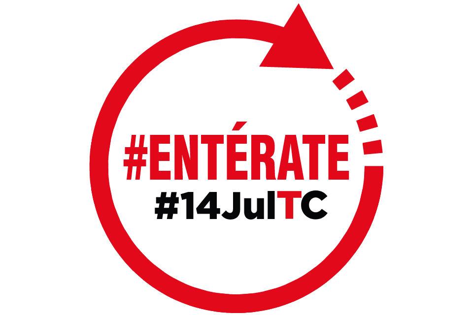 Entérate de otras noticias importantes de este #14Jul