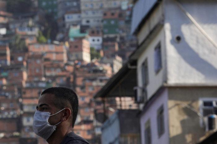 América Latina a la pandemia