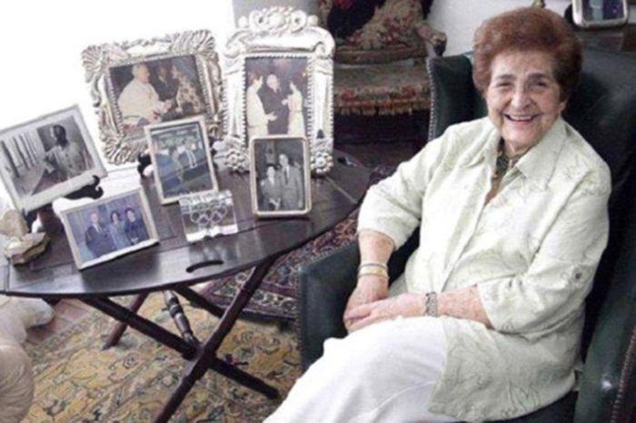 Murió la atleta Flor Isava, primera latina en integrar el Comité Olímpico Internacional