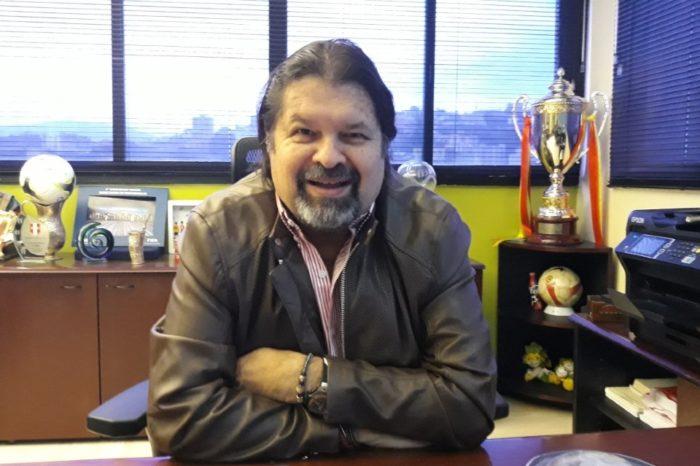 Presidente de la FVF fue ingresado en el Hospital de Clínicas Caracas