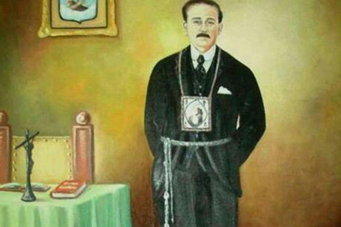 José Gregorio Franciscano, por Fernando Luis Egaña