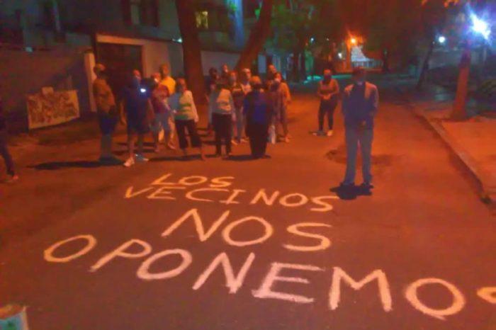 Las Acacias protesta 27.07.20