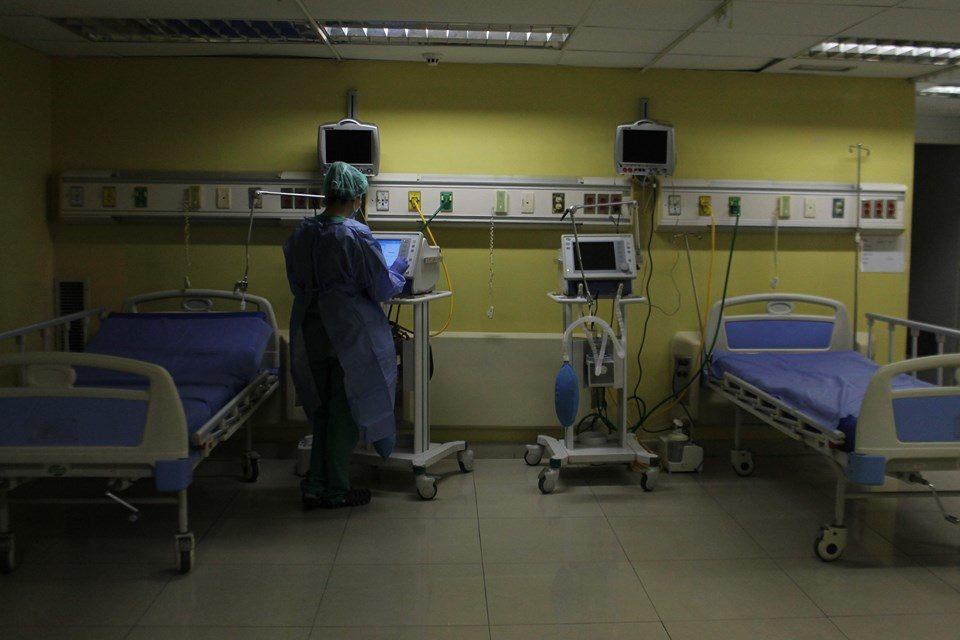 médicos trabajadores de la salud