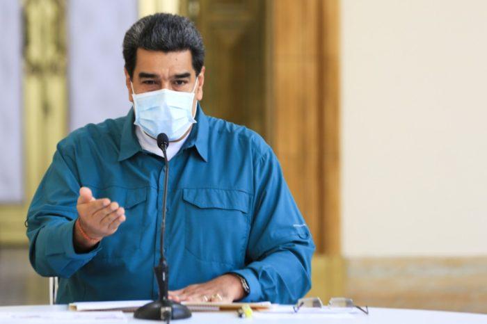 Maduro cambia el gabinete