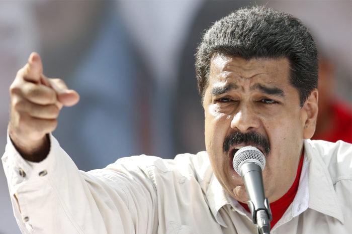 """Maduro anuncia la captura de supuesto """"espía"""" de EEUU que saboteaba refinerías de Pdvsa"""