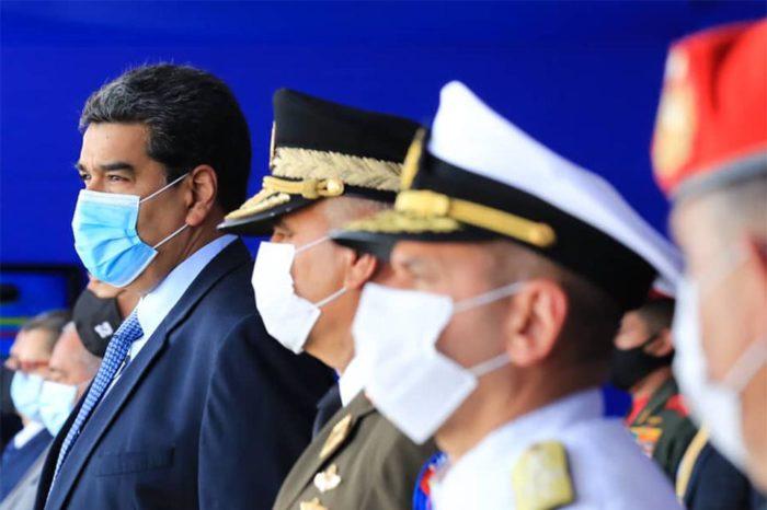 Reedición de la dupla Padrino-Ceballos está servida para blindar a Maduro