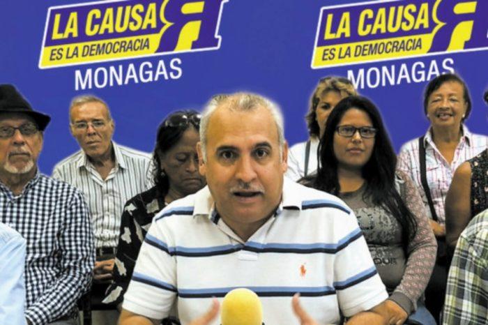 Causa R denuncia acoso a su dirigente en Monagas por grupos afines a Maduro