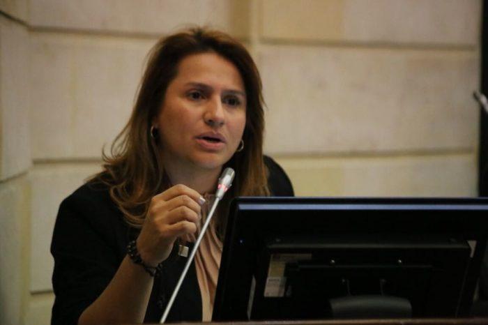 senadora Colombia