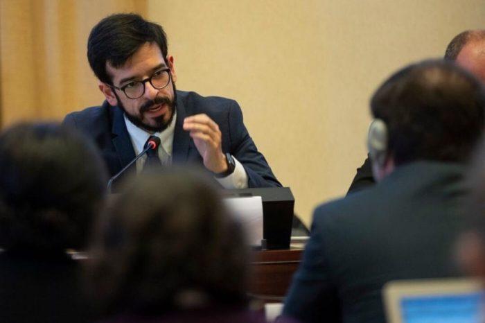 Miguel Pizarro Comisionado DDHH Naciones Unidas