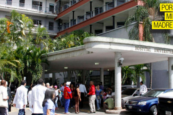 En el Hospital Universitario la revolución se roba los aires acondicionados