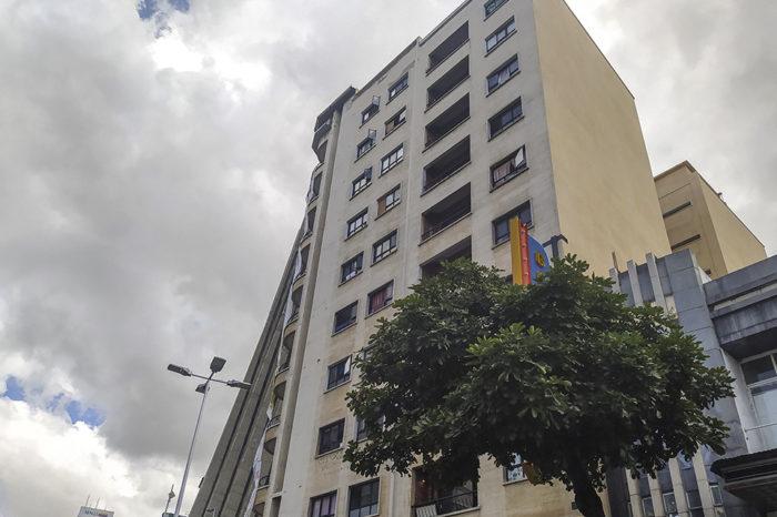 Seis estudiantes de residencias de Plaza Venezuela habrían dado positivo por covid-19