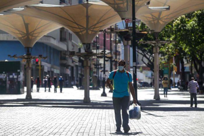 Caracas cumple 453 años confinada por la pandemia del siglo XXI