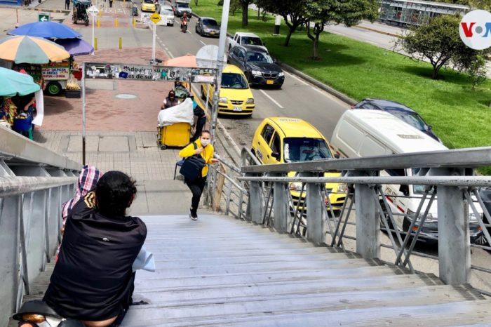 VOA migramtes venezolanos Bogotá
