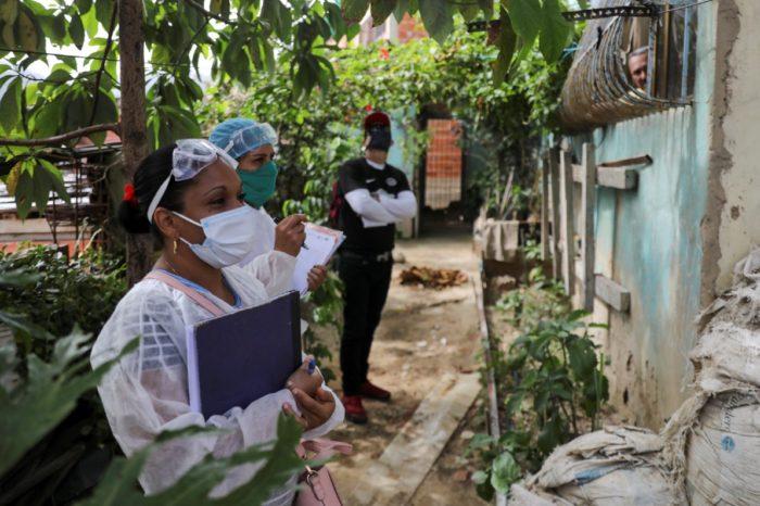 Zulia médicos refugios enfermos covid-19