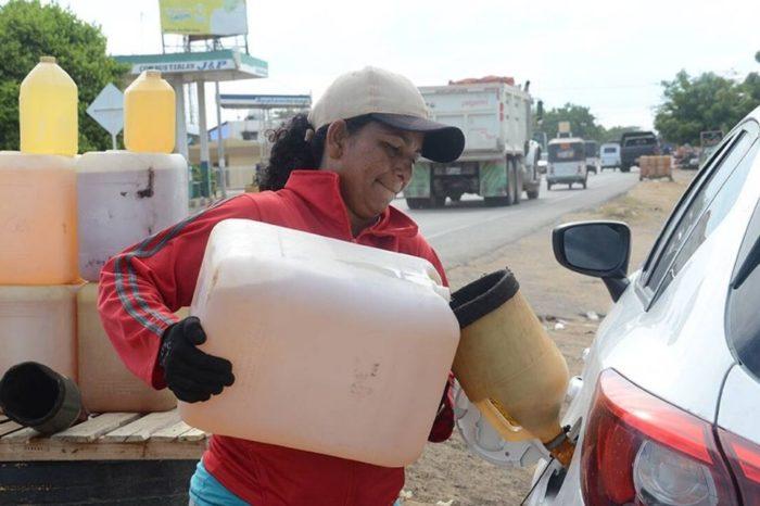 contrabando gasolina zulia