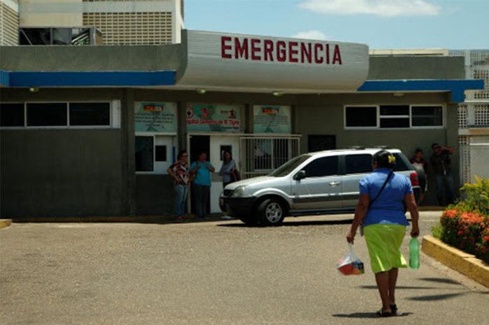 Personal de hospitales en Anzoátegui y Bolívar no trabajará si no recibe insumos médicos